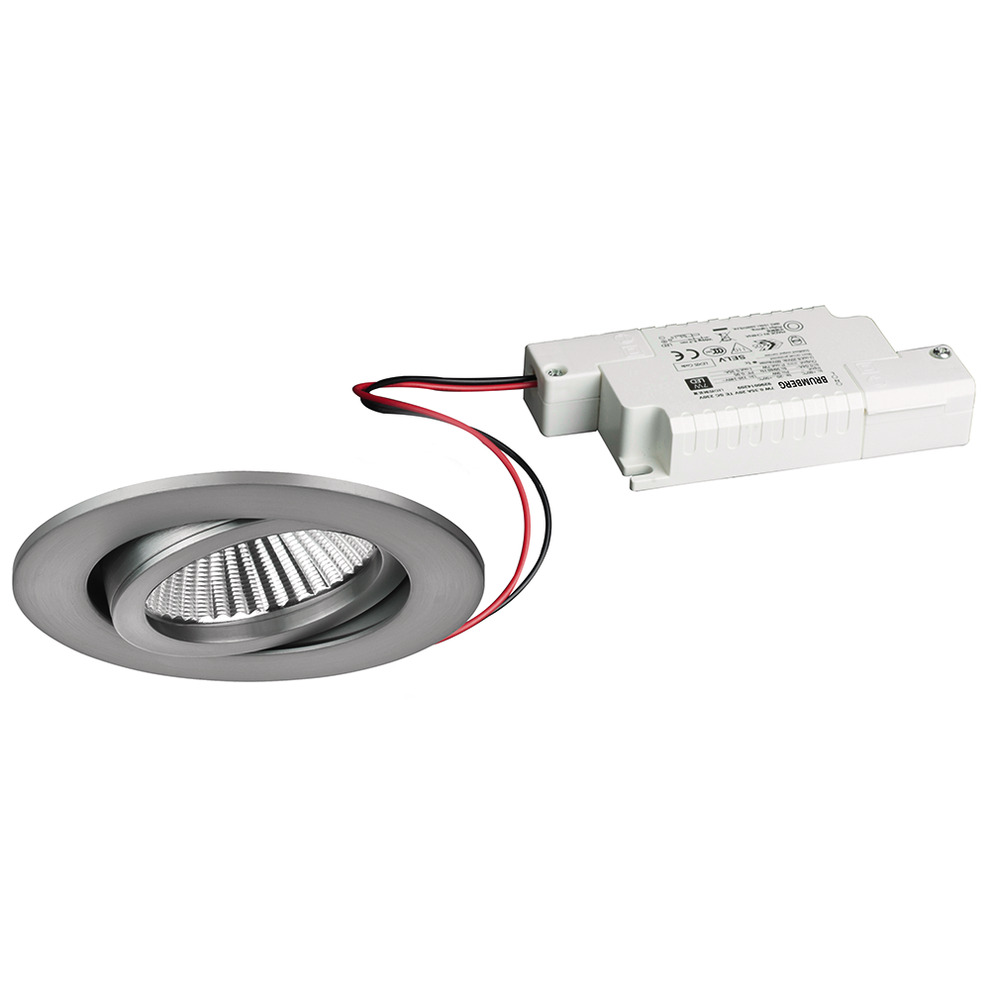 Produktbild Brumberg LED-Einbaustrahler rund