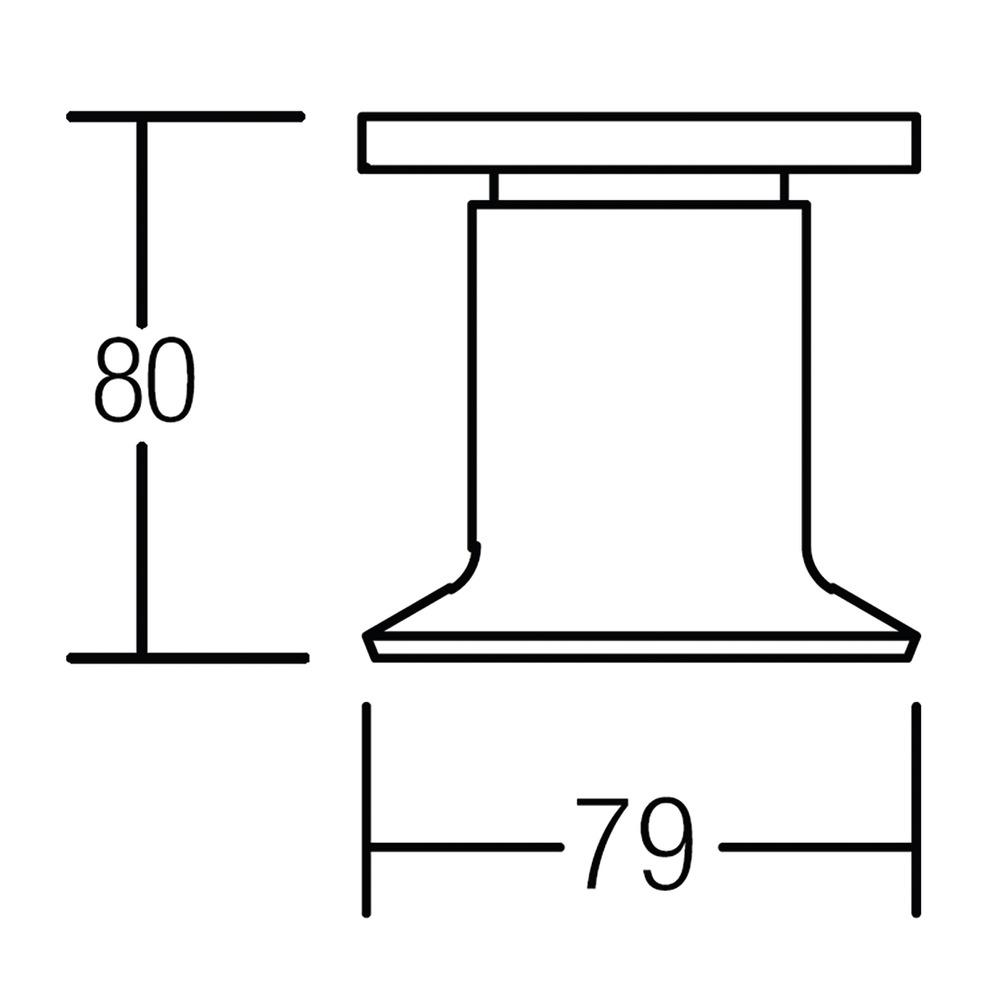 Produktbild Brumberg P&L Deckenanbauleuchte GRAMMO