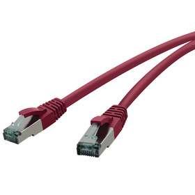 RED Patchkabel Cat.6a 0,5m_40
