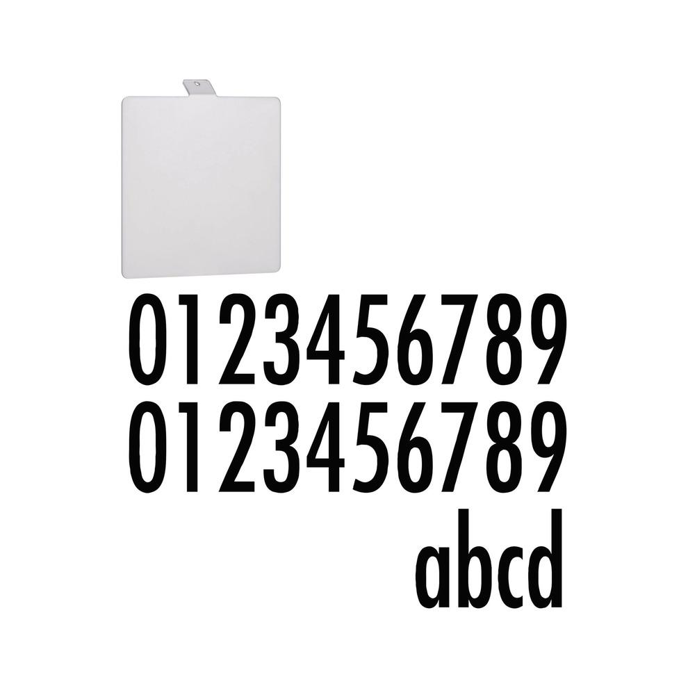 Produktbild Paulmann Zahlen- und Buchstabensatz