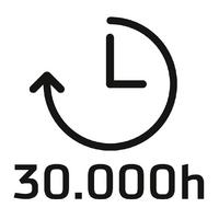 30.000 h